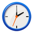 Two O'Clock on Samsung Experience 8.1