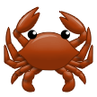 Crab on Samsung Experience 8.1