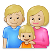 Family, Type-3 on Samsung Experience 8.1