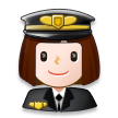 Woman Pilot on Samsung Experience 8.1
