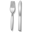 Fork and Knife on Samsung Experience 8.1