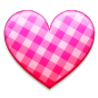 Heart Decoration on Samsung Experience 8.1