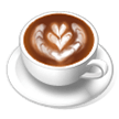Hot Beverage on Samsung Experience 8.1
