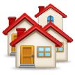 Houses on Samsung Experience 8.1