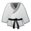 Martial Arts Uniform on Samsung Experience 8.1