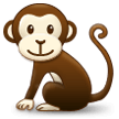 Monkey on Samsung Experience 8.1