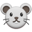 Mouse Face on Samsung Experience 8.1