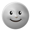 New Moon Face on Samsung Experience 8.1