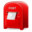 Postbox on Samsung Experience 8.1
