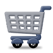 Shopping Cart on Samsung Experience 8.1