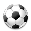 Soccer Ball on Samsung Experience 8.1