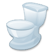 Toilet on Samsung Experience 8.1
