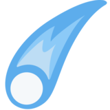 Comet on Twitter Twemoji 2.3