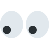 Eyes on Twitter Twemoji 2.3