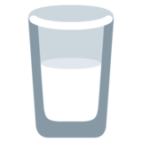 Glass of Milk on Twitter Twemoji 2.3