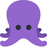Octopus on Twitter Twemoji 2.3