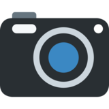Camera on Twitter Twemoji 2.4