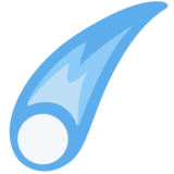 Comet on Twitter Twemoji 2.4