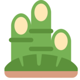 Pine Decoration on Twitter Twemoji 2.4