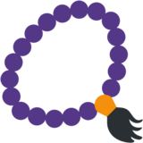 Prayer Beads on Twitter Twemoji 2.4