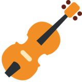 Violin on Twitter Twemoji 2.4