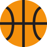 Basketball on Twitter Twemoji 2.5