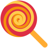 Lollipop on Twitter Twemoji 2.5