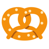 Pretzel on Twitter Twemoji 2.5