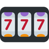 Slot Machine on Twitter Twemoji 2.5