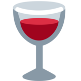 Wine Glass on Twitter Twemoji 2.5