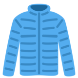 Coat on Twitter Twemoji 2.6
