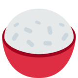 Cooked Rice on Twitter Twemoji 2.6