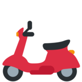 Motor Scooter on Twitter Twemoji 2.6