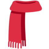 Scarf on Twitter Twemoji 2.6