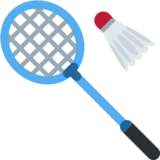Badminton on Twitter Twemoji 2.7