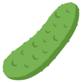 Cucumber on Twitter Twemoji 2.7