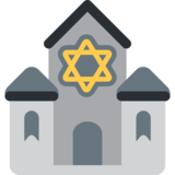Synagogue on Twitter Twemoji 2.7