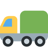 Articulated Lorry on Twitter Twemoji 11.0