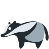 Badger on Twitter Twemoji 11.0