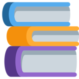 Books on Twitter Twemoji 11.0