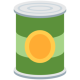 Canned Food on Twitter Twemoji 11.0