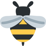 Honeybee on Twitter Twemoji 11.0