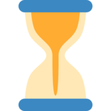 Hourglass Not Done on Twitter Twemoji 11.0