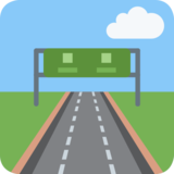 Motorway on Twitter Twemoji 11.0