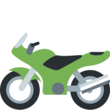 Motorcycle on Twitter Twemoji 11.0