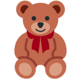 Teddy Bear on Twitter Twemoji 11.0