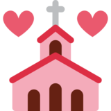 Wedding on Twitter Twemoji 11.0