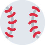 Baseball on Twitter Twemoji 11.1
