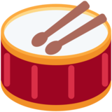 Drum on Twitter Twemoji 11.1