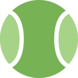 Tennis on Twitter Twemoji 11.1